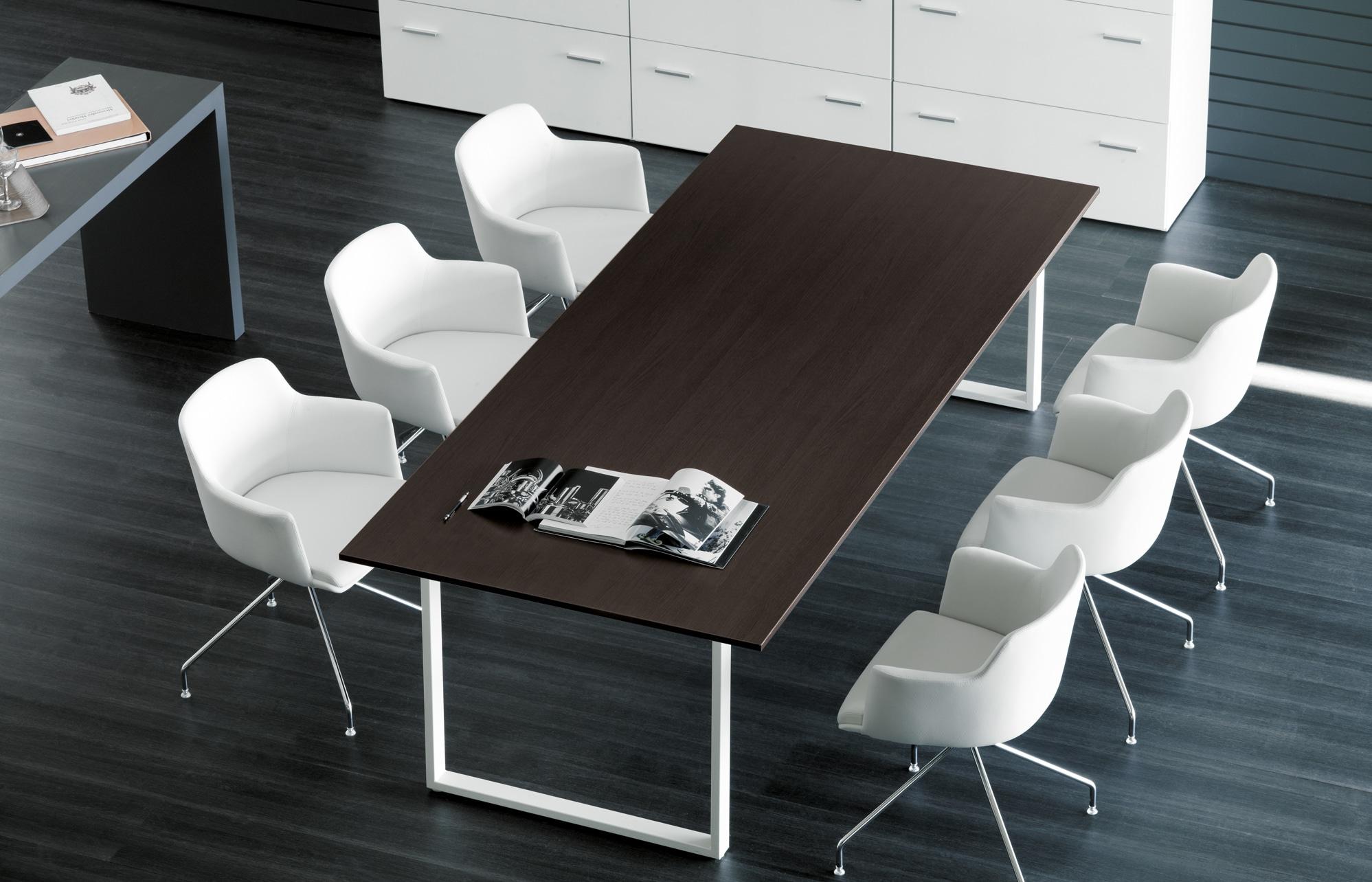 Render de mobiliario de oficina