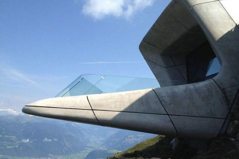 Arquitectura+allá de lo práctico.