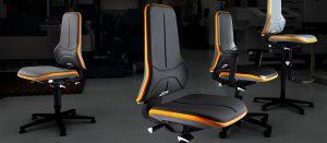 sillas de laboratorio en León.