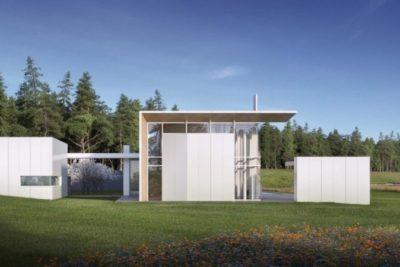 Richard Meier y el blanco.