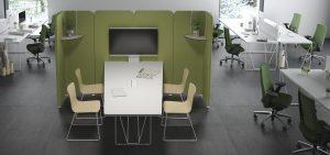 Mesas de oficina en Leon