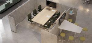 Muebles de oficina en Leon
