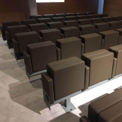 Auditorios y salas polivalentes