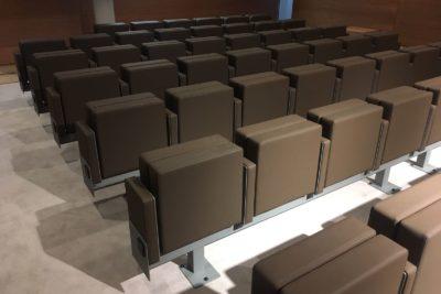 Lo mejor en asientos para auditorios.