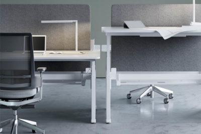 Mesas regulables en altura. SKALA.