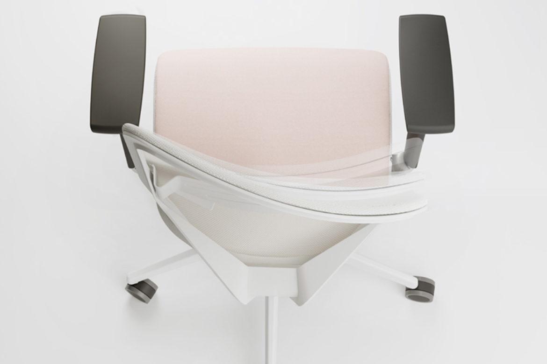 DOT.PRO, la nueva silla de oficina en Leon.