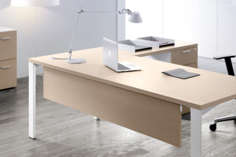 Mobiliario de oficina. Serie Logos