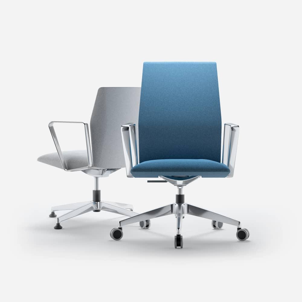 sillas de oficina en leon