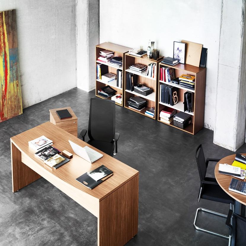 Mesa de oficina Blok