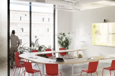 Catálogo de mesas de reunión