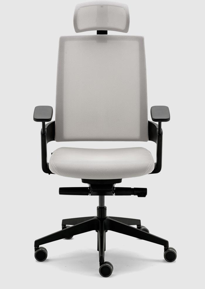 sillas de oficina con reposacabezas