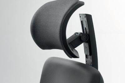 Reposacabezas para sillas de oficina.