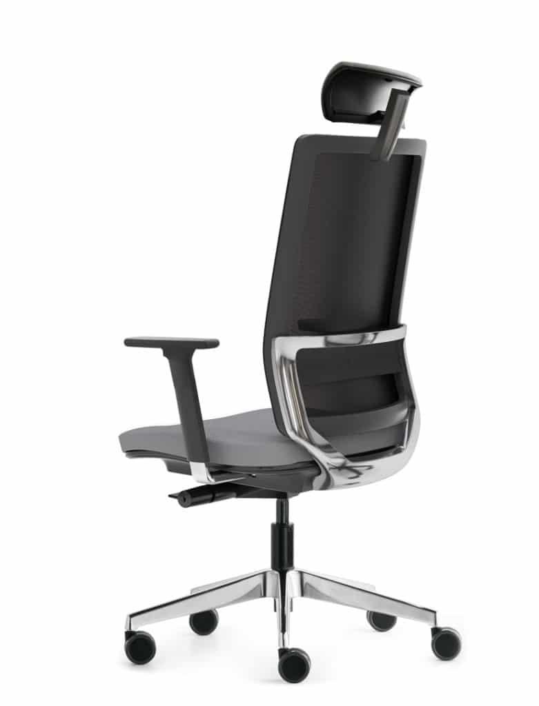 silla de oficina 2k8 de forma 5 en 3C Equipamientos