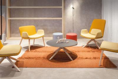 Diseñadores de sillas de oficina. Josep LLusca