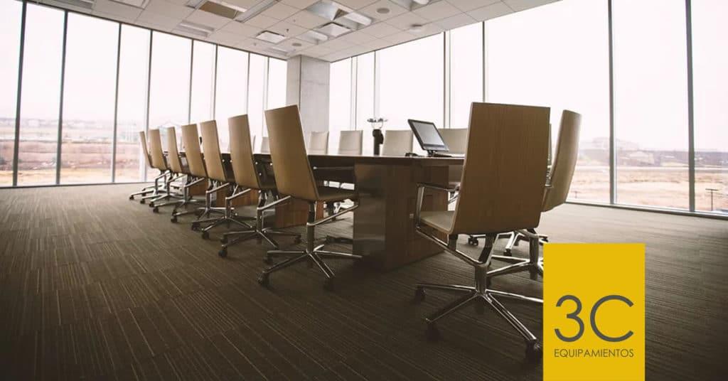silla de oficina ergonomíca