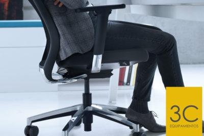Cambios en el mobiliario de oficina.