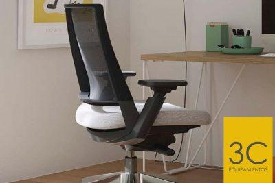 Silla de trabajo Kineo Home edition de Forma5