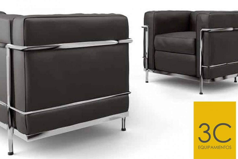 El mobiliario de los grandes arquitectos