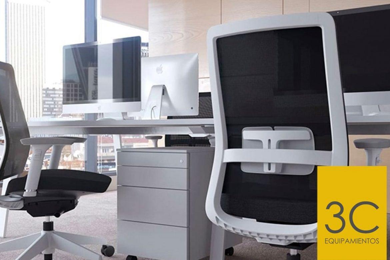 Comprar en criptomonedas mobiliario de oficina