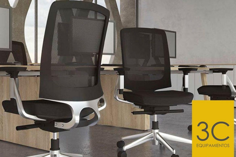 Modelos de sillas de oficina recomendables.